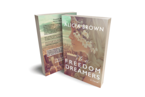The Freedom Dreamers paperback cover